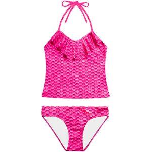 frenzy mermaids tankini pink
